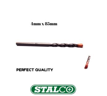 4mm x 85mm Masonry drill bits for brick stone concrete block PERFECT Stalco