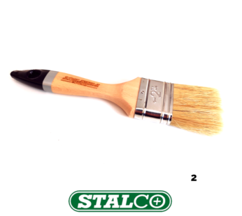 2″ PERFECT Paint American brush, Paint, Wide Flat Emulsion Stalco Perfect