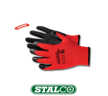 Strong Latex Gloves Work Gloves Fully Coated Wet Breathable Waterproof