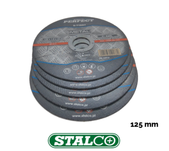 125mm x 1,0mm Metal Angle Grinder Cutting Discs METAL STEEL PERFECT