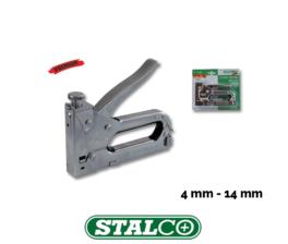 2000pcs 8mm STAPLES 53A Pack Duty Gun Staple Upholstery Galvanised Craft Stalco