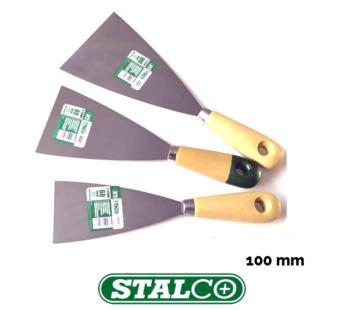 100mm/4″ Scrapper Builders Decorators Glue Scrape Paint Wallpaper Remove Stalco
