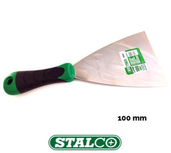 100 mm Solid Stripping knife Paint Scrapper Wallpaper Steel Stripper Grip