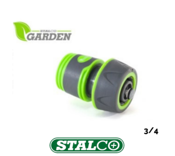 Water Stop hose connector 3/4″ Garden Watering Water stop Lock Pipe Premium Quality