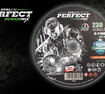 125mm x 1,0mm Metal Angle Grinder Cutting Discs POWERMAX
