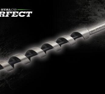 8mm x 230mm Auger Drill Bit Spiral Carbon Steel Perfect